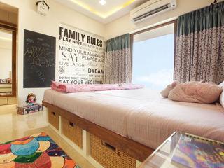 Urbane Storey Modern Kid's Room