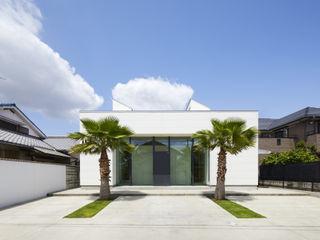 藤原・室 建築設計事務所 Modern houses White