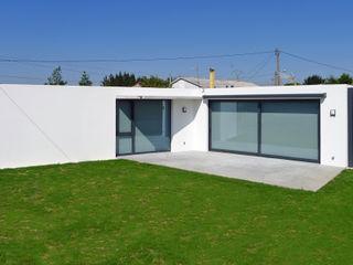 AD+ arquitectura Maison individuelle Blanc