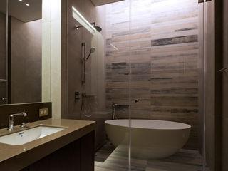 Design Tomorrow INC. Baños de estilo moderno