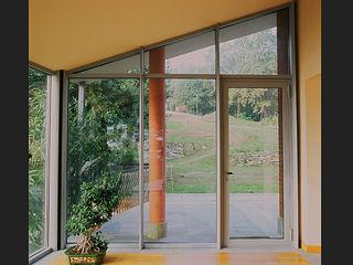 FG FALSONE モダンな 窓&ドア 鉄/鋼 多色