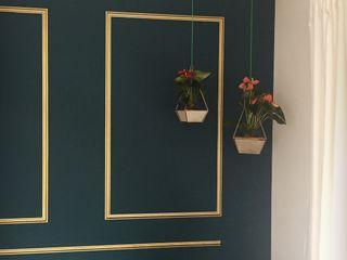 Hängegarten Kathameno Interior Design e.U. Raumbegrünung