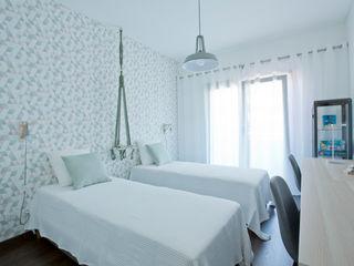 maria inês home style Skandinavische Schlafzimmer