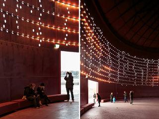 Ro Lighting Design Exhibition centres Red