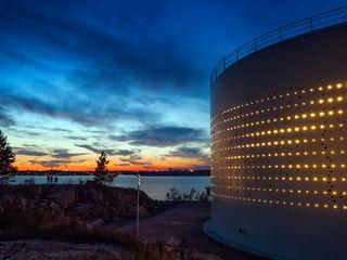 Ro Lighting Design Exhibition centres