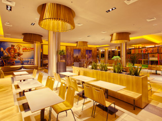 Ro Lighting Design Shopping Centres
