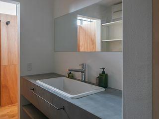 ALTS DESIGN OFFICE Ванная комната в рустикальном стиле