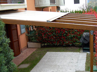 MITA Tende da Sole Torino Похилий дах