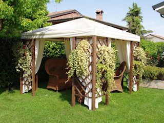 MITA Tende da Sole Torino Сад