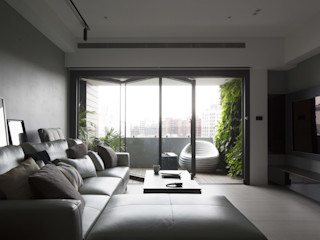 量身打造的恬靜 鈊楹室內裝修設計股份有限公司 門