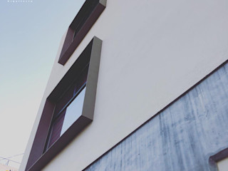 JMB Arquitectos Терасовий будинок