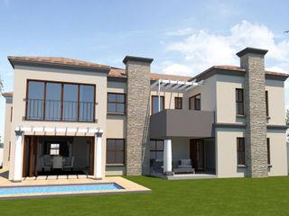 A4AC Architects Rumah tinggal Batu Multicolored