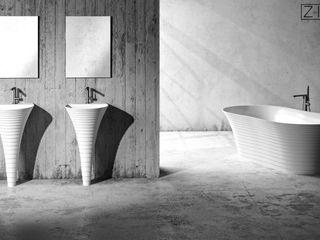 ZICCO GmbH - Waschbecken und Badewannen in Blankenfelde-Mahlow Modern bathroom White