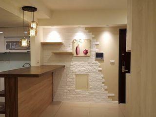 藝舍室內裝修設計工程有限公司 Modern Walls and Floors