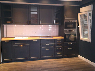 Reformadisimo KitchenCabinets & shelves Black