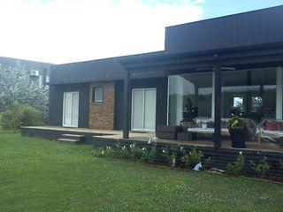 2424 ARQUITECTURA Casas de estilo moderno