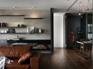邑田空間設計 Modern walls & floors