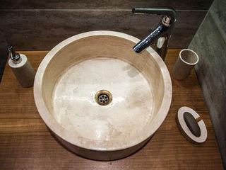 Este Mimarlık Tasarım Uygulama Modern bathroom