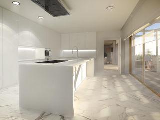 Essenza Padimat Design+Technic Cozinhas modernas