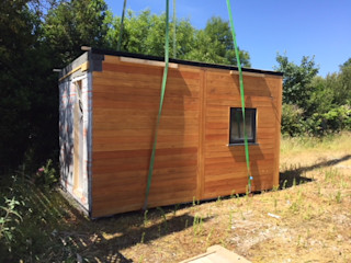 Albi Court - St Austell Building With Frames Single family home Wood