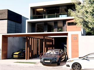 Ya no existe Maisons minimalistes