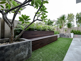 LUXURIOUS HOME inDfinity Design (M) SDN BHD Garden Shed