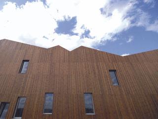 Banema S.A. Studio moderno Legno composito Effetto legno