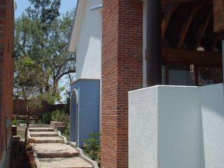 SERCOYDE SA DE CV Casas de campo Ladrillos Blanco