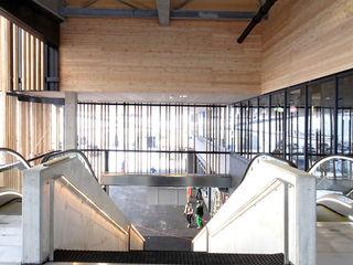TALSTATION SPIELJOCHBAHN BESTO ZT GMBH_ Architekt DI Bernhard Stoehr Moderne Häuser