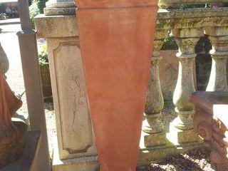 Tonazzo Srl Garden Plant pots & vases Orange