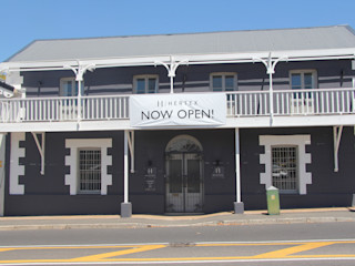 Hertex Wynberg - Restoration and Renovation of Historical Building Renov8 CONSTRUCTION Offices & stores