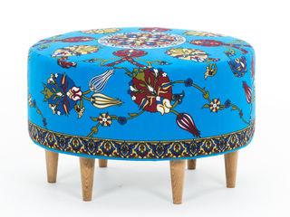 K105 Mobilya Pazarlama Danışmanlık San.İç ve Dış Tic.LTD.ŞTİ. Living roomStools & chairs Gỗ Multicolored