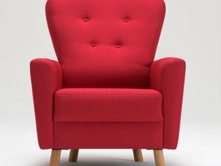 K105 Mobilya Pazarlama Danışmanlık San.İç ve Dış Tic.LTD.ŞTİ. Living roomSofas & armchairs Gỗ Red