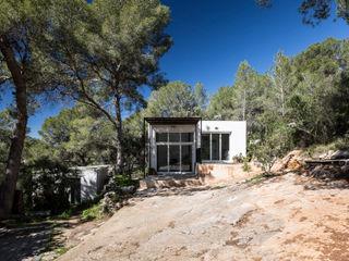 Casa en La Murta tambori arquitectes Casas unifamilares Blanco