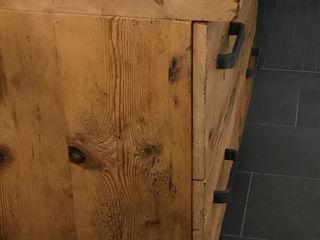 woodesign Christoph Weißer Casa de banhoArrumação Madeira