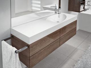 ZICCO GmbH - Waschbecken und Badewannen in Blankenfelde-Mahlow Modern bathroom Marble White