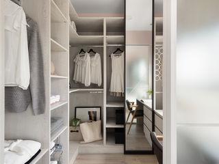 A.K.I.House 寓子設計 更衣室
