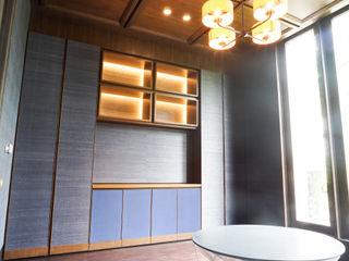 ARF interior Вітальня