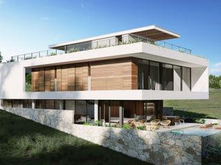 Martins Lucena Arquitetos Detached home