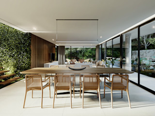 Martins Lucena Arquitetos Modern houses
