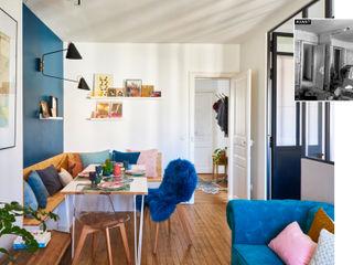 Renovation Levallois Perret Unlimited Design Lab