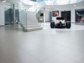 Motor Sport Institute Cerámica Saloni Suelos Cerámico Gris