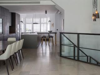 Antrim Grove: North West London Roselind Wilson Design Modern dining room