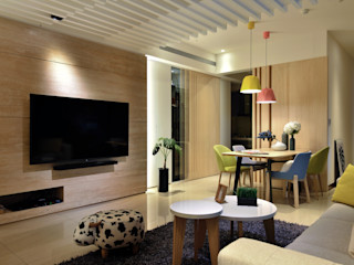 星葉室內裝修有限公司 Modern living room
