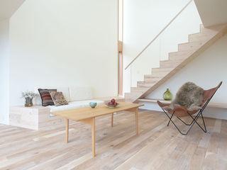 NASU CLUB Living room Wood White