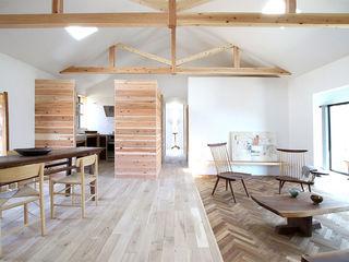 NASU CLUB Living room Wood Wood effect