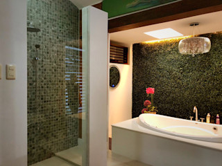 SNS Lush Designs and Home Decor Consultancy Eclectic style bathroom