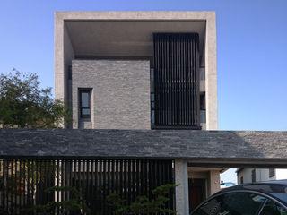 黃耀德建築師事務所 Adermark Design Studio Casas unifamiliares