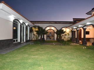 arketipo-taller de arquitectura Mediterranean style garden