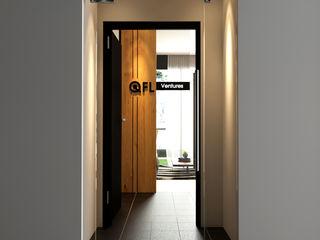 Norm designhaus Koridor & Tangga Gaya Skandinavia
